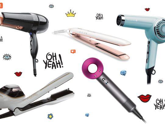 Good Hair Day - Die besten Gadgets zum Stylen und Föhnen