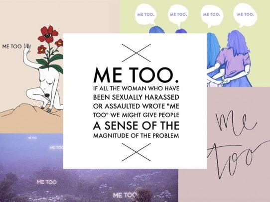 #MeToo - Wie der Fall Weinstein die sozialen Medien bewegt