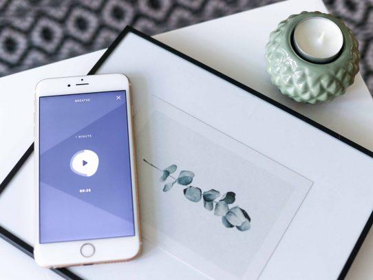 Die 5 besten Meditations-Apps