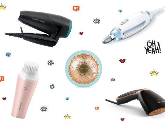Smart Travel: 5 nützliche Beauty-Gadgets für den Urlaub